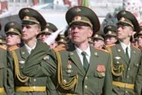 Военнослужащие России