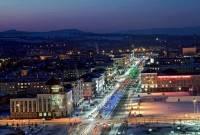Кавказ, город Грозный