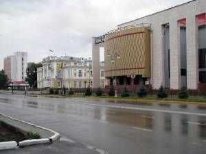 Российский город Уральск