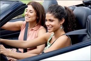 Кредит для женщин-водителей